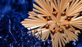 Slaměné Vánoce